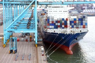 Europese Containeroverslag Gaat Weer Fors Groeien